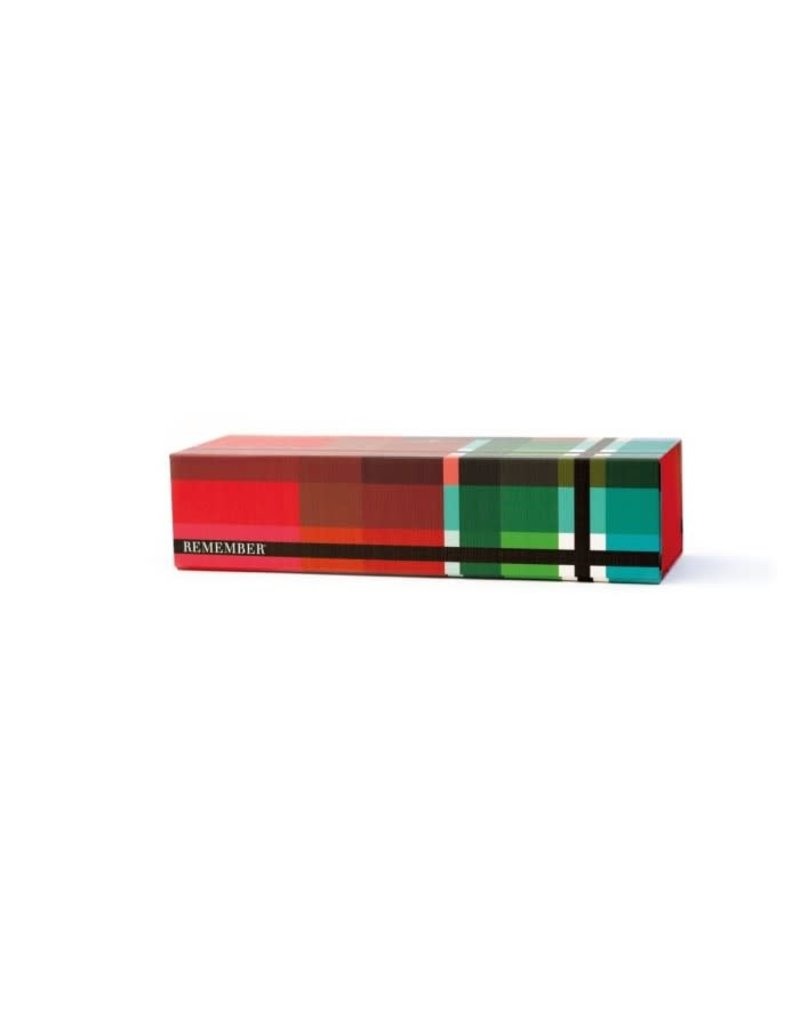 Remember Opvouwbare brillendoos - Zigzag