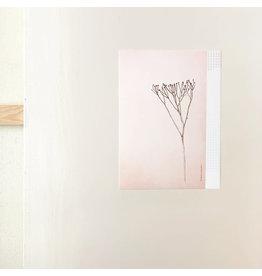 Tinne+Mia Kaart 'It's been a long time'... 19 x 14 cm