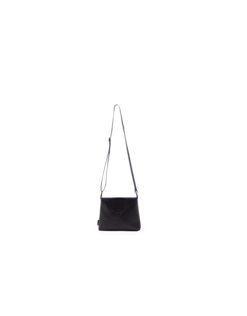 Tinne+Mia Envelope bag Graphic Botanique - black
