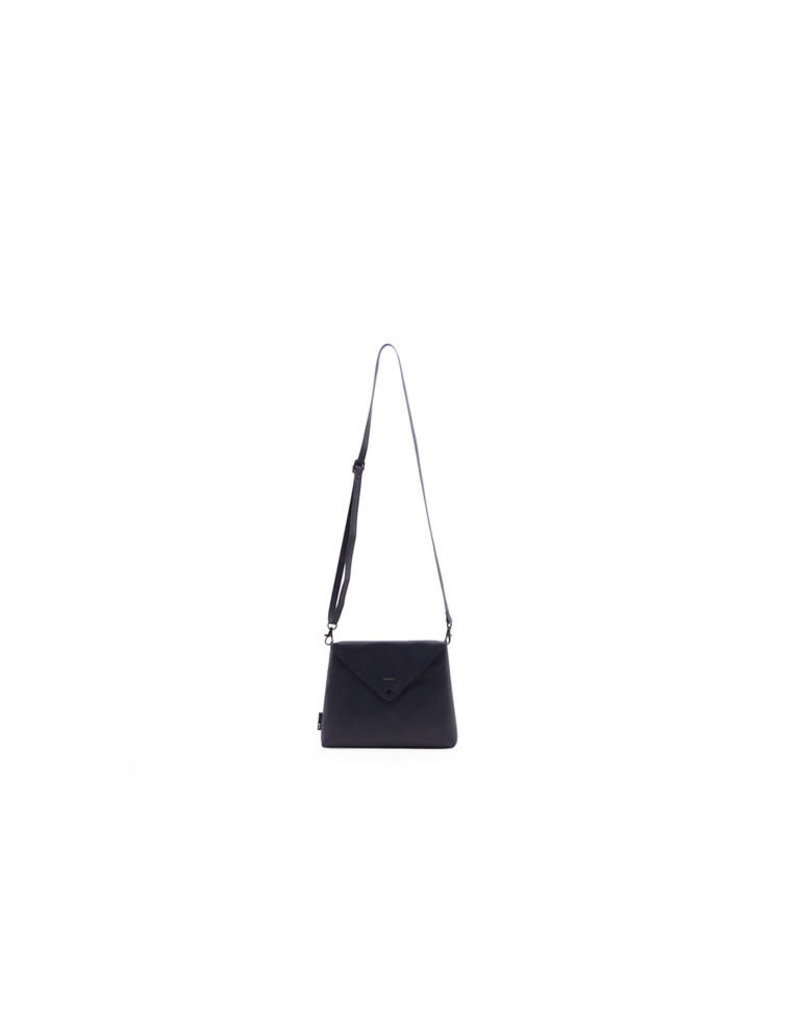 Tinne+Mia Envelope bag Graphic Botanique - carbon