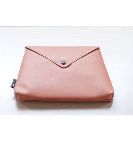 Tinne+Mia Envelope bag Graphic Botanique - peach bloom