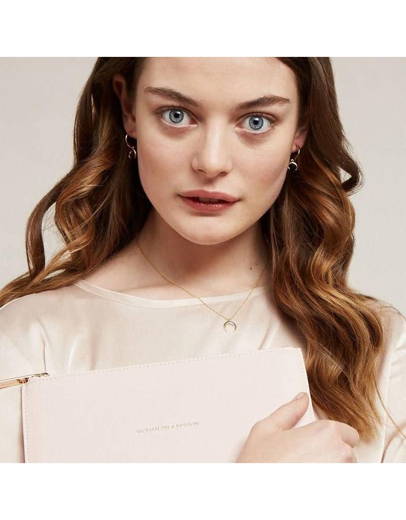 Estella Bartlett Medium Pouch - Blush