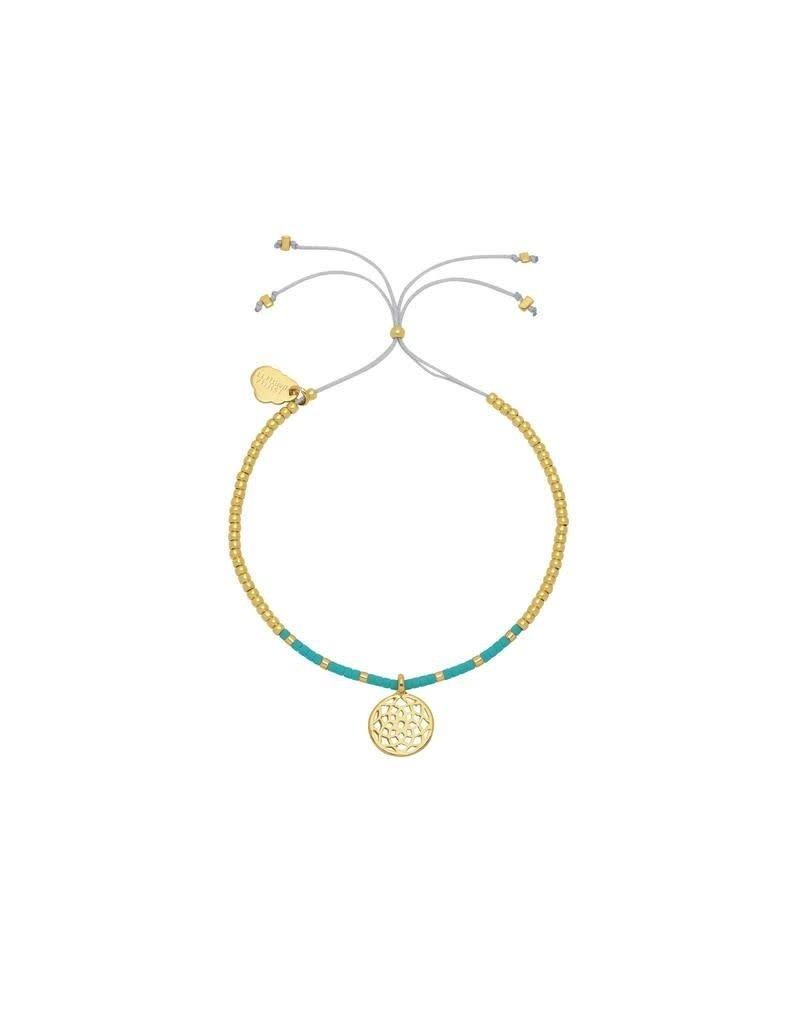 Estella Bartlett Armband - Dreamcatcher Liberty Bracelet Gold Plated
