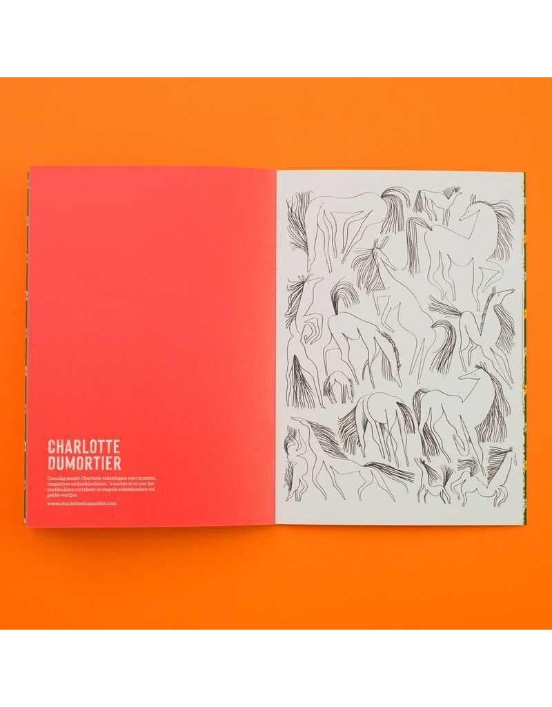 Stratier Kleurboek 20 Belgische illustrators