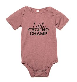 THE VANDAL Romper 'Little cycling champ'