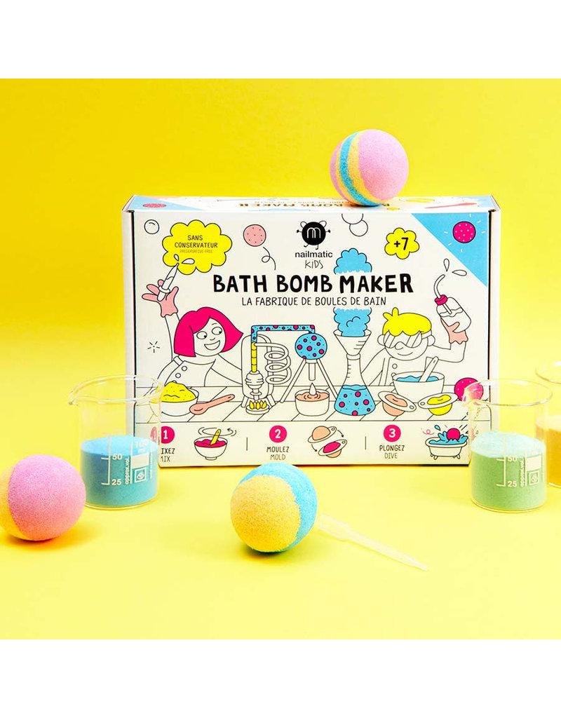 nailmatic Badbruisballen zelf maken
