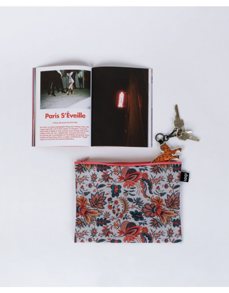 Loqi Zip Pockets Chinese decor - set 3 stuks