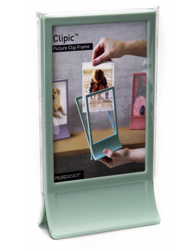 Peleg Design Clipic - fotokader - mint