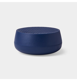 LEXON MINO L 5W BT speaker - pairable - rechargeable - donkerblauw