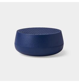 LEXON MINO L 5W BT speaker - pairable - rechargeable - donkerblauw