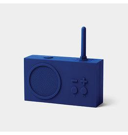LEXON TYKHO 3 FM radio - 5W BT speaker - koningsblauw