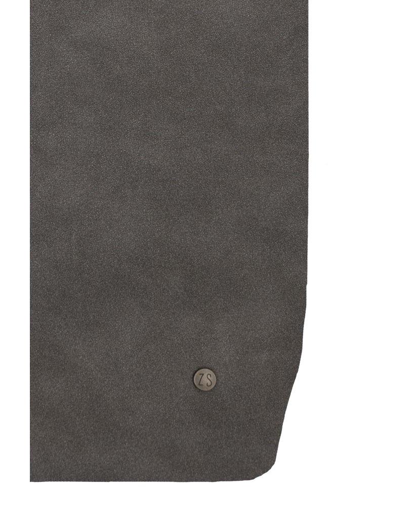 Zusss Basic shopper mat taupe
