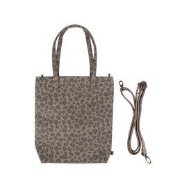Zusss Basic shopper leopard