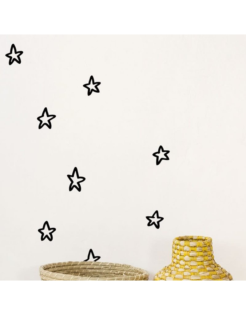 Chispum Wall stickers - 30 sterren