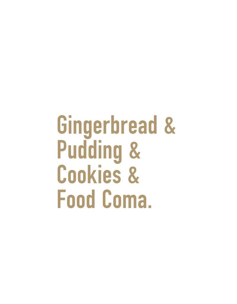 Räder Servetten 'Gingerbread' - 25x25cm