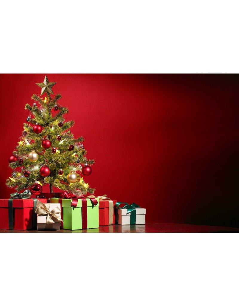 Verpakt als eindejaarsgeschenkje