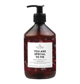 The Gift Label Hand Soap - You are special to me - 500 ml
