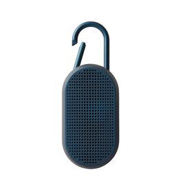 LEXON MINO T outdoor speaker -rechargeable - donkerblauw