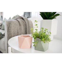 HOUSE RACCOON Mare planter - Medium - Millenial pink d.5,5cm