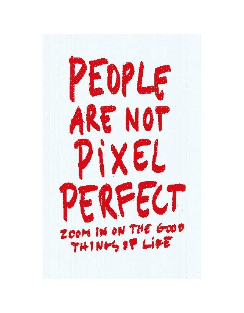 Stratier XL Poster Pixel