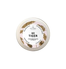 The Gift Label Lip balm - Hi tiger