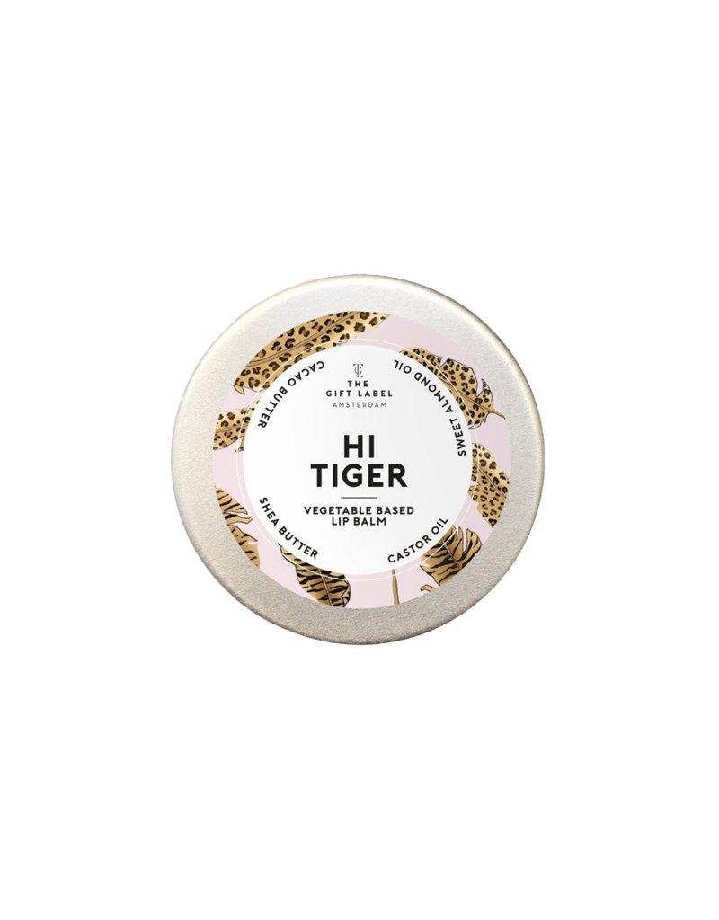 The Gift Label Lip balm - Hi tiger
