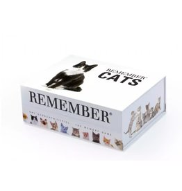 Remember Memory game Cats