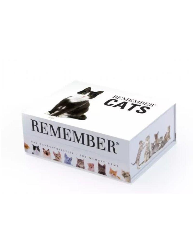 Remember Memory game Cats