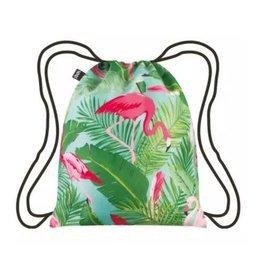 Loqi Backpack Wild - Flamingo's