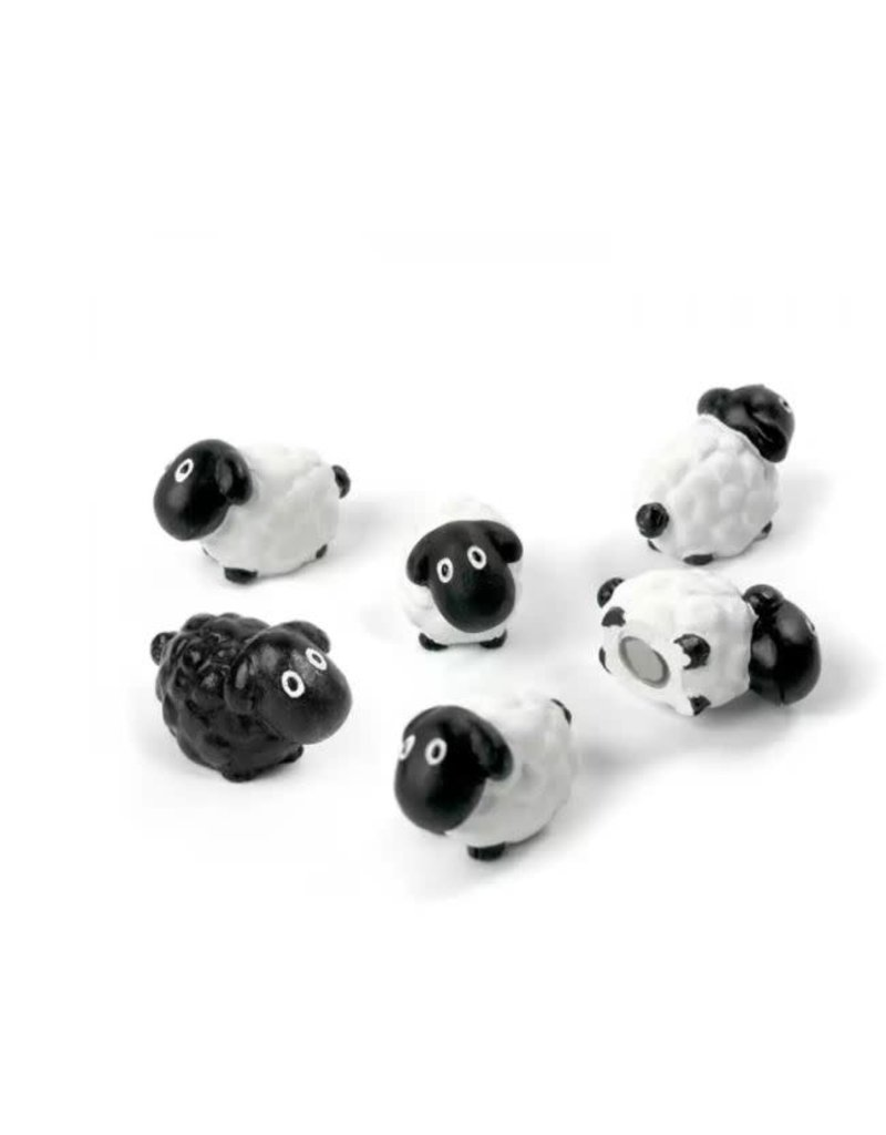 abodee Magneten 'Sheep' - 6 stuks