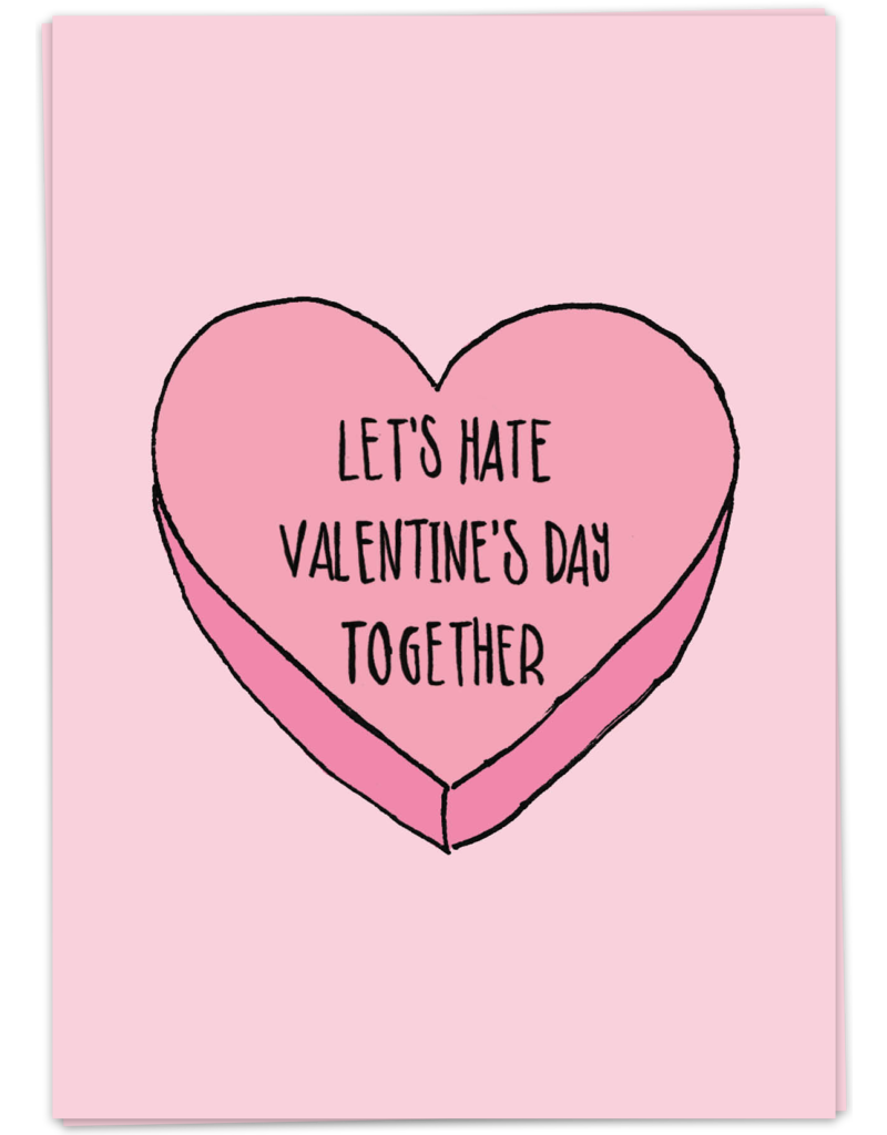 KaartBlanche Kaartje – Hate V-day