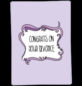 KaartBlanche Kaartje – Divorce
