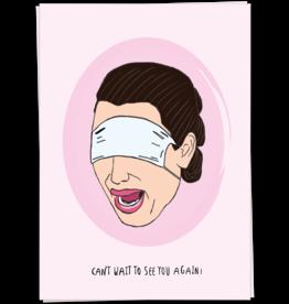KaartBlanche Kaartje – Can't wait