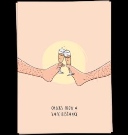 KaartBlanche Kaartje – Safe cheers