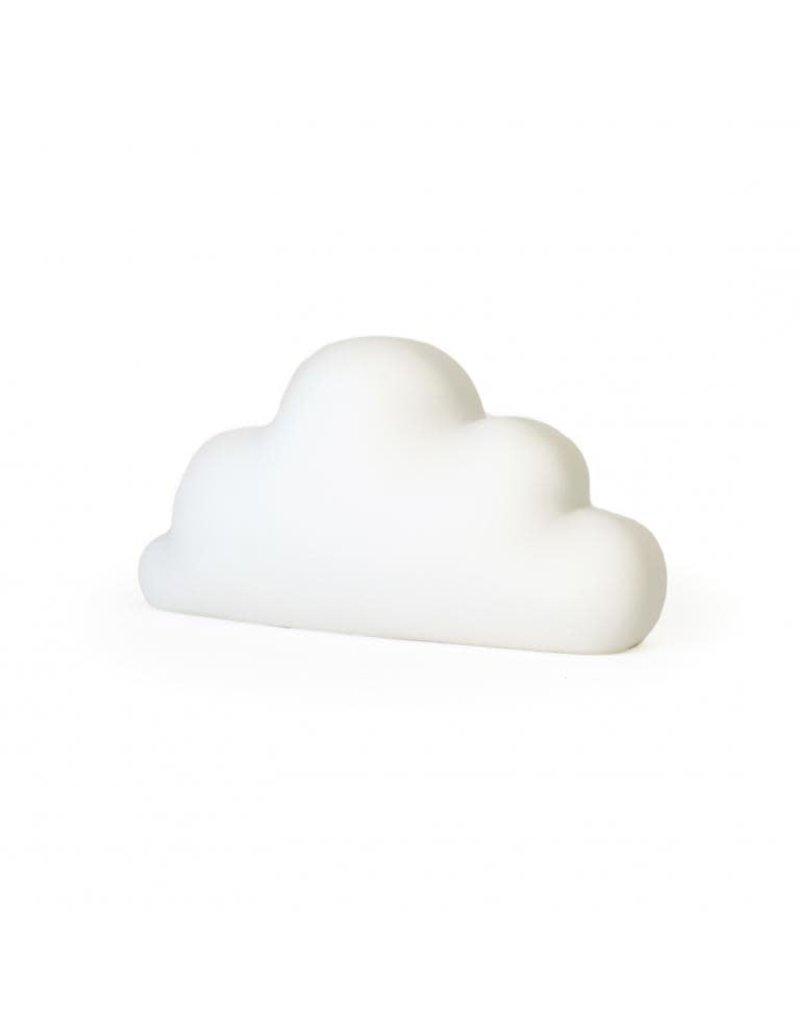 Vanhalst Dreams witte spaarpot h9,5 cm