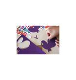 choubidous 'Mijn vlinders' - set om te knutselen met papier en karton