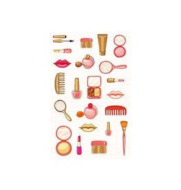 Maildor 3D stickers 'Make-up'