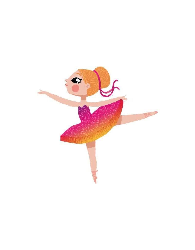 Maildor Sticker story - Danseressen