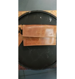 CAT & CO Ruime portefeuille met magneetsluiting - Vit oxido