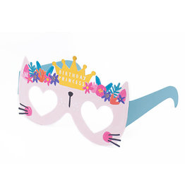 Enfant Terrible Wenskaart Enfant Terrible - Brilletje - Birthday princess