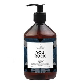 The Gift Label Body wash men - You rock - 500 ml - 20-21