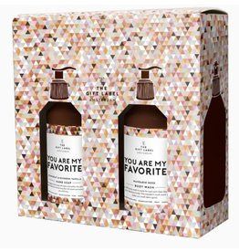 The Gift Label Gift box -'You are my favourite'