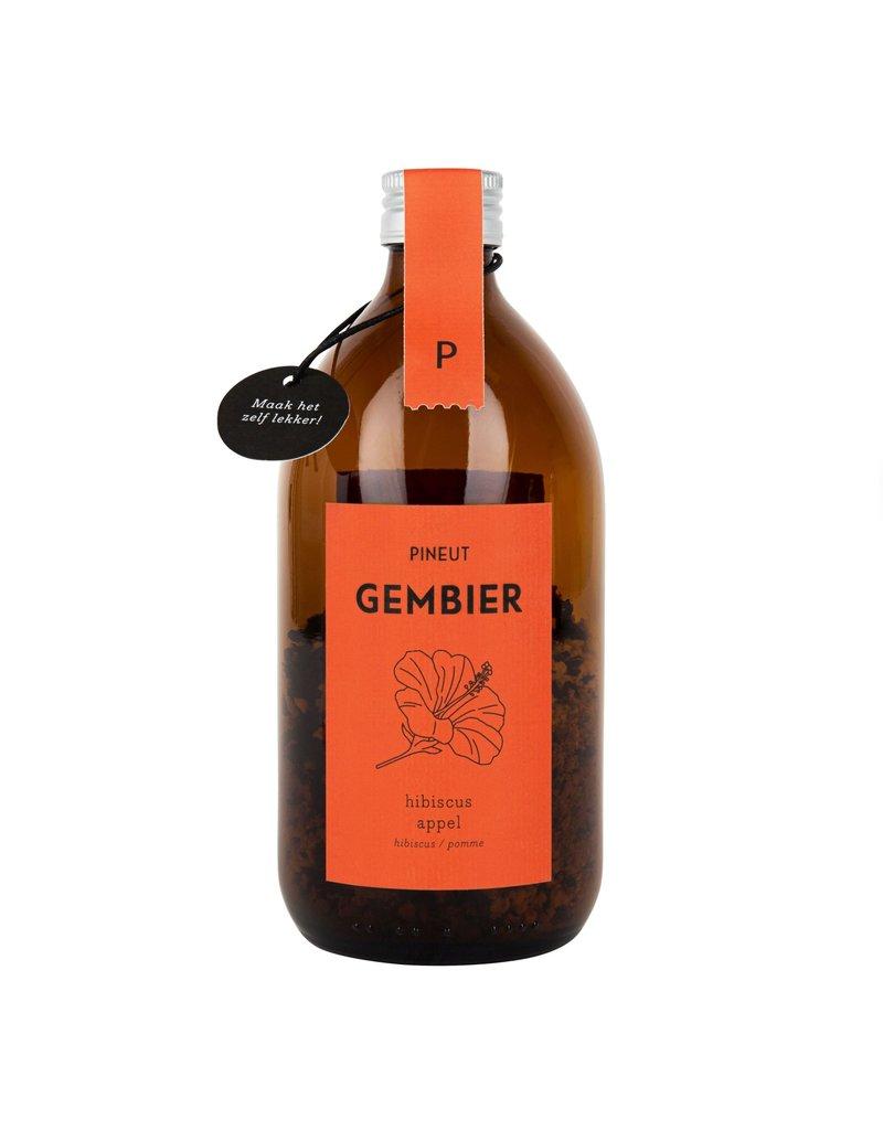 Pineut Gembier - Hibiscus en appel