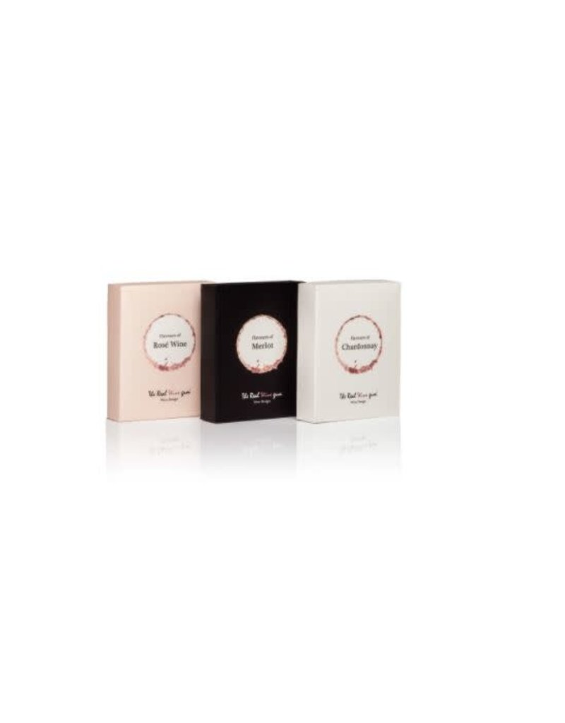 The real wine gum Trio gift set -  Merlot, Chardonnay and Rose