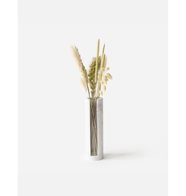 HOUSE RACCOON Vaasje - Lily Propagation station - white marble