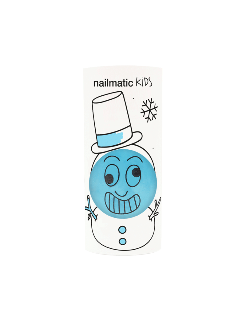 nailmatic Nagellak Kids  luchtblauw - Freezy