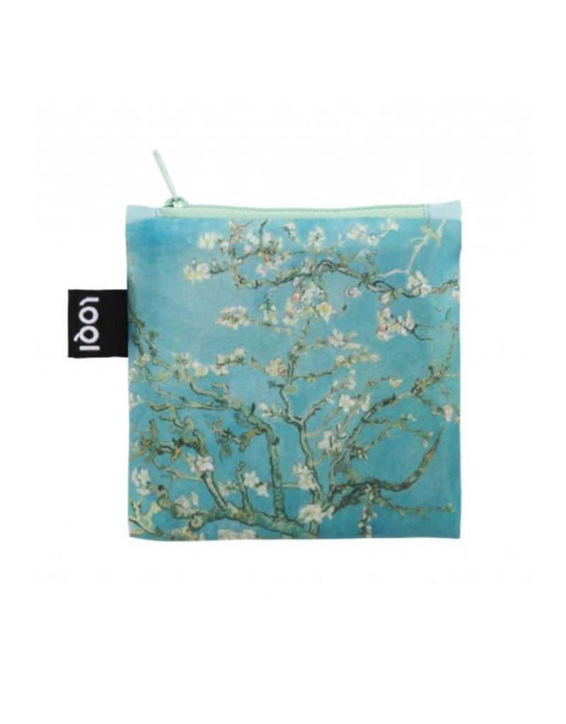 Loqi Opvouwbare tas - Museum Col. - Almond blossom