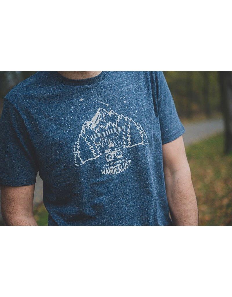 THE VANDAL T-shirt 'Wanderlust'