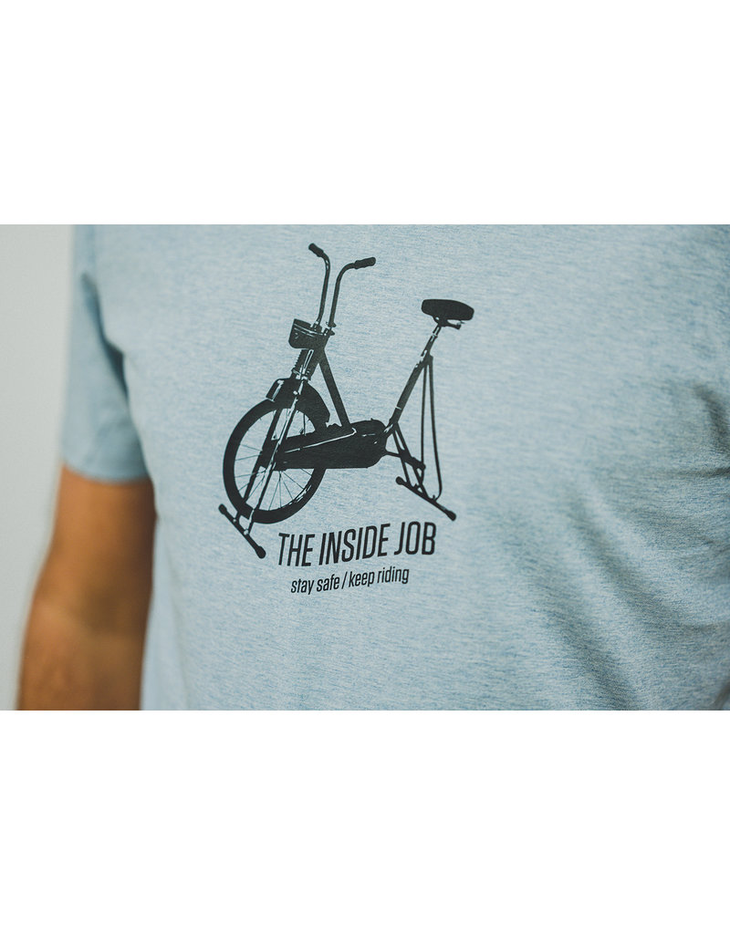 THE VANDAL T-shirt 'The inside job'