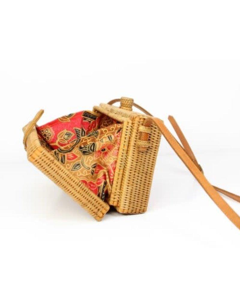 Dua 'Net Square' Bali Bag